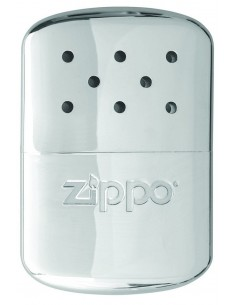 Zippo Deluxe Hand Warmer 12h High Polish Chrome