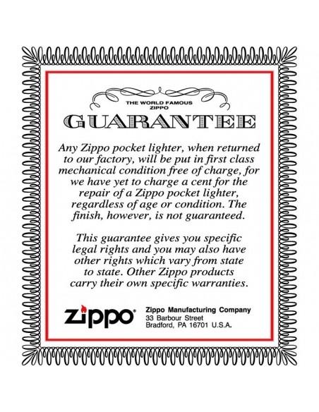 Zippo Lighter Slim Black Matte