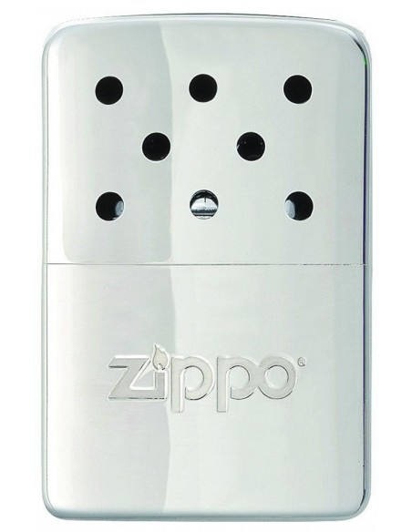 Zippo Deluxe Grijač za Ruke 6h High Polish Chrome