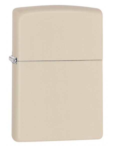 Zippo Lighter Classic Cream Matte