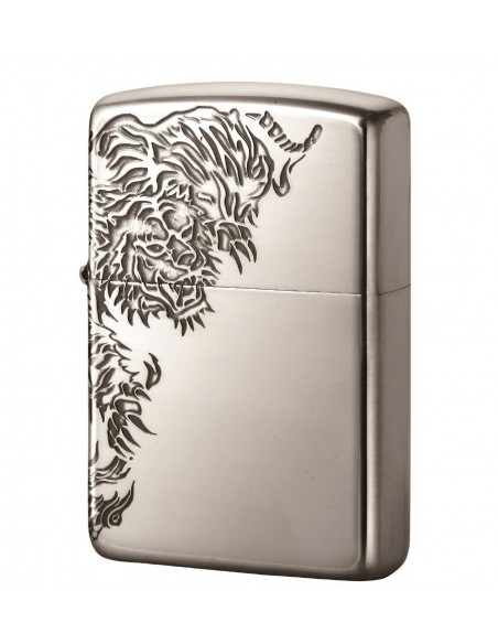 Zippo Upaljač Armor High Polish Tiger Engraved