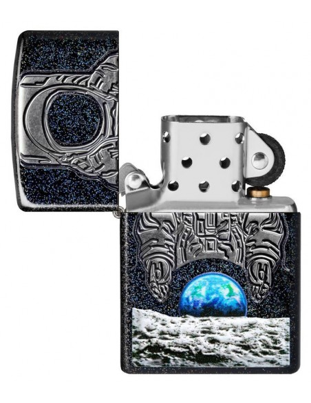 Zippo Lighter 50th Anniversary Moon Landing Apollo Mission 11 Limited Edition