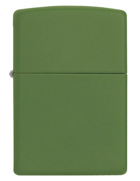 Zippo Lighter Moss Green Matte
