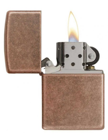 Zippo Lighter Classic Antique Copper